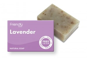 Friendly Soap naturalne mydło Lawenda - 95g