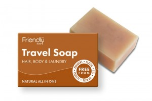 Friendly Soap mydło podróżne 3w1 - 95g